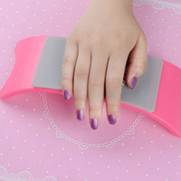 Wholesale Arm Rest Table - Wholesale- 2Pcs set Silicone Nail Art Table Mat with Washable Arm Rest Hand Pillow Manicure Nail Art Tool