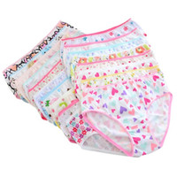 Wholesale Panties For Kids - 2017 Fashion New Baby Toddler Girls Soft Underwear Cotton Panties For Girls Kids Short Briefs Children Underpants