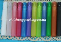 Wholesale Plastic Fragrance Spray Bottles Wholesale - 50 x 10ml Plastic Perfume Bottle 10ML Mist Spray Perfume Bottle 1 3oz Fragrance Packaging Bottle Atomizer