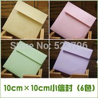 mr.paper square invitation paper - piece cm square small paper envelopes small cards invitations membership card holding colors