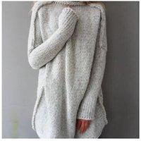 Wholesale Kimono Long Sleeve Sweater - 2016 Autumn And Winter Women 's Sweater New Sweater Code Sweater Women Sweater Warm Fashion Sweater
