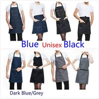 Wholesale Home Living High Quality BAR Apron Studio Household The Hotel The Coffee Shop The Cowboy Cloth Apron