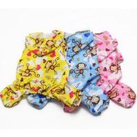 Wholesale dog clothes Pet Dog Rainwear Waterproof Small Pet Dog Raincoats Waterproof Jacket Colourful cute