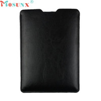 Wholesale Tablet Pc Cover Price - Wholesale- Beautiful Gitf New 7 inch Universal Leather Simple Leather Case Cover For Tablet PC Wholesale price Jan19
