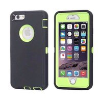 For Apple iPhone special iphone cases - Special Rugged Hybrid Case for iPhone Plus s Plus S SE C s Mobile Phone Cases Cover With Retail Package