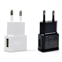 Wholesale Cell Phone Quick Chargers - High Quality Universal Cell Phone Home Travel USB 2Amp Wall Charger AC Power Fast Charging Adapter Plug for Samsung Galaxy S8 S7 S6 Note5