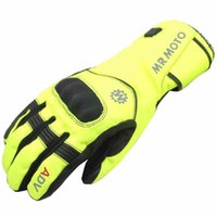 Wholesale Batteries For Motorcycles - Wholesale- 8.4V Heated gloves battery Hand Warmer Winter Outdoor motorcycle gloves Long snowboard ski gloves For motorcyclist protection