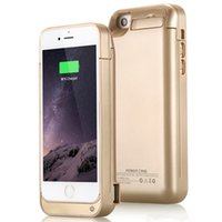 Wholesale Iphone5 Case Power Bank - 4200mAh phone Case Charging for iphone 5 5C 5s External Rechargeable Battery Charger Case Power Bank Cover for iphone5 5s SE