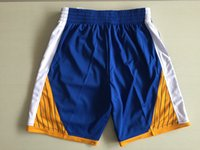 Basketball sportswear shorts - White Blue Yellow Black Basketball Shorts Men s Shorts New Breathable Mens Sweatpants Sportswear Basketball Pant size s xxl