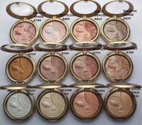 Pressed Powder block press - DHL new Highlighter Mariah collection Face Holiday Powder Bronzer Extra Dimension Skinfinish Face Powder Different Colors
