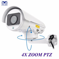 Wholesale Network Specials - 2016 New Special Offer Cmos Owlcat 1080p 2mp 4mp Full Hd Bullet Ip Camera Ptz 4x 10x Zoom Auto Focus Varifocal Network Outdoor P2p Cam Onvif