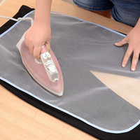 Wholesale Clothes Ironing Press - Home Use Protective Heat Insulation Press Mesh Ironing Board Cover Cloth Guard Protect Delicate Garment Clothes 40*60cm ZA4388