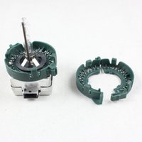 Wholesale D3s Bulb - D1S D1R D1C D3S HID xenon bulb holder base Plastic Metal Retainers rings adaptor For Car Head lamps