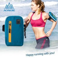 as pic blue convention - colors Size CM X10CM Convention Unisex Men Women Running Sport Bag Arm band Case for Phone Watch wallet