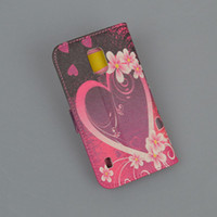 Wholesale Mini Flip Phones - Fashion Printing Wallet PU Leather Case For Samsung Galaxy S5 Mini Active G800 G870 Phone Cover Flip with Card Holder