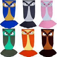 Wholesale Clothing Owl Designs - cute kids sleeping bags children's sleeping blanket new design owl crocodile Sleeping Bag Baby Bag Kids Animals Girls Boys