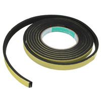 Wholesale Door Window Rubber Seal Strips - 15*5mm Sealing Strips 3 Meter Window Door Foam Adhesive Draught Excluder Strip Sealing Tape Adhesive Tape Rubber Weather Strip