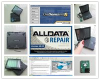 Wholesale Mazda Series - alldata and mitchel truck series software with laptop nec touch screen all data 10.53 mitchell ondemand 2015 ready to use win7 1tb