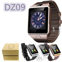 Compra Perso I Telefoni-Bluetooth intelligente guarda gli smartwatches DZ09 smartwatch per iPhone6 ​​Samsung Android telefono cellulare SIM carta anti-perso touch touch screen da 1.56inch SB-DZ09