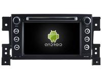Wholesale Dvd For Grand Vitara - Navirider octa core android6.0 car dvd player for Suzuki grand vitara 2005-2012 gps navigation radio stereo 3G wifi dvr headunit tape record