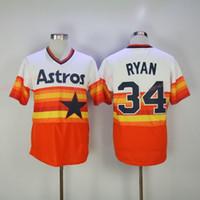 4ddb351bd ... Retro Baseball Jerseys Houston Astros 5 Jeff Bagwell 7 Craig Biggio 8  Joe Morgan 27 Jose Altuve 33 Mike ...