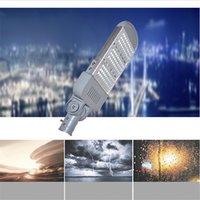 pole straße großhandel-Outdoor-Beleuchtung High-Pole LED Steet Licht 80 Watt 100 Watt 120 Watt 150 Watt 200 Watt 250 Watt LED Straßenbeleuchtung Pick Arm Lichter Straßenleuchten wasserdicht IP67