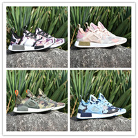 Wholesale Cheap Green Socks For Women - 2017 High Quality NMD XR1 Discount Cheap Duck Camo X City Sock Pk Wool Boost for Top Quality Fashion Running Shoes Size 36-45