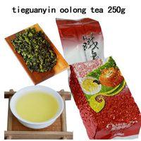 Wholesale Anxi Oolong Tea - Free Shipping, Promoting Chinese Tea Anxi Tieguanyin 250 g, Fresh Green China Organic tikuanyin, Natural Health