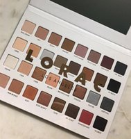 Wholesale Eye Shadow Palette 32 - Latest Edition Lorac Mega Pro 3 Los Angeles Palette Limited Edition Eyeshadow Palette 32 Shades Vs Shimmer & Matte Eye Shadow Palette