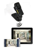 Wholesale Wi Fi Android App - Mini Wifi IP Camera DV Camcorder Video Recorder Support iPhone Android APP Remote View MD81 MD81S
