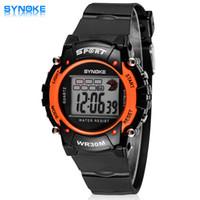 Wholesale Electronic Watch Factory - Children's electronic watch girls sports waterproof factory direct wholesale