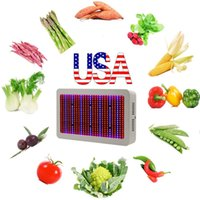 Wholesale Stock In US Full Spectrum Grow Light Kits W Led Grow Lights Flowering Plant and Hydroponics System Led Plant Lamps AC V