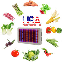 Wholesale Hydroponics Grow Systems - Stock In US + Full Spectrum Grow Light Kits 600W Led Grow Lights Flowering Plant and Hydroponics System Led Plant Lamps AC 85-265V