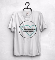 Wholesale modern men shorts - The Modern Lovers T Shirt Rock Band Jonathan Richman Rockin Romance Proto Punk Hipster Tees Summer Mens T-Shirt