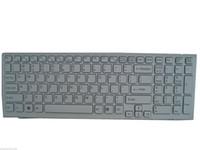 teclado vaio venda por atacado-Substituição Branco Novo teclado Para SONY Vaio 148969211 Com Frame Laptop EUA