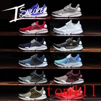 Wholesale Popular Training - men Sock Dart Breathe Training Sneaker,Popular Sock Dart BR Monochrome Pack sports Running Shoes,discount Casual Boost,Dropshipping Accepted