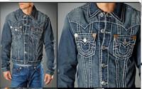 kol bandı ceketi toptan satış-SıCAK TR Delikleri 424 Armband Hip Hop Denim Jean Ceketler Erkekler Kadınlar Moda Bombacı Adam Ceket erkek Rüzgarlık Streetwear ...