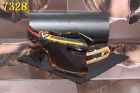 Wholesale Hd Casing - Top Fashion Classic Brand Sunglasses Men HD Polarized Glasses Mens Sunglasses High quality With Original Case