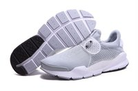 Wholesale White Fur Socks - 2017 men women High Quality Cheap fashion shoes Hotsell Fragment X Socks Dart Air Presto Fur casual shoes size 36-44