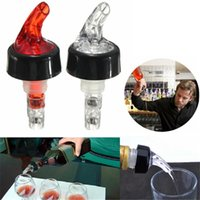 Wholesale Measuring Dispenser - New 30mL Quick Shot Spirit Measure Measuring Pourer Drinks Wine Cocktail Dispenser Home Bar Tools Retail
