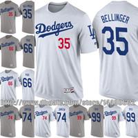 Wholesale Mens T Shirts Quick Dry - Los Angeles Dodgers 2017 MLB T-Shirt Mens Youth 35 Cody Bellinger 66 Yasiel Puig 74 Kenley Jansen 99 Hyun-Jin Ryu Custom Baseball Jersey