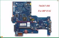 Mini-ITX AMD SATA High Quality MB 764267-501 For HP 15-G Laptop Motherboard ZS051 LA-A996P REV:4.0 AMD CPU Integrated DDR3 100% Tested