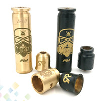 Wholesale Cap Times - Vaporizer Able Stormtrooper Kit Come with Able Stormtrooper Mod Battle RDA and Time Cap fit 18650 battery AV Able V3 Kit DHL Free