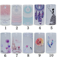 Wholesale silicone vibe - Transparent Cover For Lenovo A2010 Case Ultra Thin Shockproof Cover Vibe C A2020 K3 K4 Note K6 Case Soft Cushion Silicone Back Cover