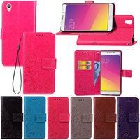 Wholesale Oppo Black - Premium PU Leather Flip Fold Wallet Case with [ID&Credit Card Slot] for OPPO R9 A37 A53 A33 A31 R9S R10 R11 PLUS