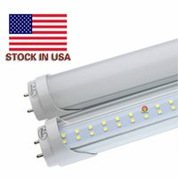 Wholesale bulbs 25w online - FEDEX SHIP ft led tube W W Warm Cool White mm ft SMD2835 Super Bright Led Fluorescent Bulbs AC85 V UL