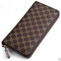 Wholesale Womens Purses Skulls - Free shipping Hot Sell Wholesale and retail 2017 new PVC Leather mens and womens wallets purse card Holders