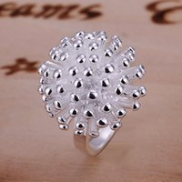 sterling silber gut für ringe großhandel-Guter A ++ Sterling Silber Schmuck Ring für Frauen WR001, Mode 925 Silber Band Ringe