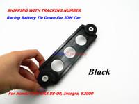 ingrosso barra di legame civico-Tie Down Bar Race Black per Honda Civic CRX 1988-2000 2006-2013