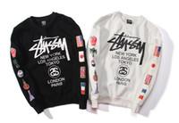 Wholesale Hoodies For Men Hip Hop - designer purpose tour hoodies for men women sweatshirt sweats Harajuku streetwear suprem hoodie mens hip hop hoodies